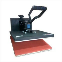 Heat press sublimation machine