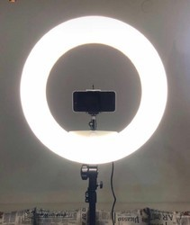 Make up ring light