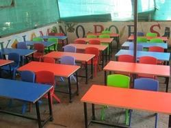 Nursery School Table Chair