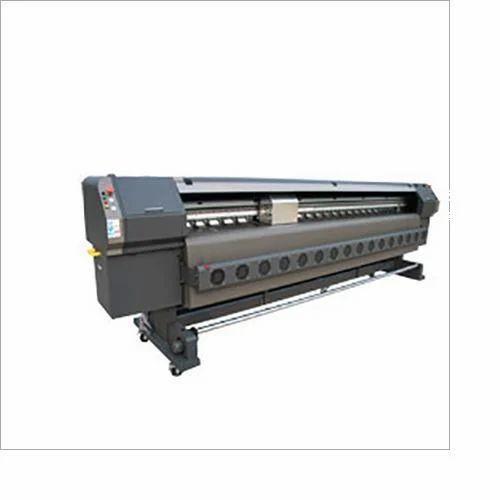Digital Solvent Printer Edge Print Digital Printer