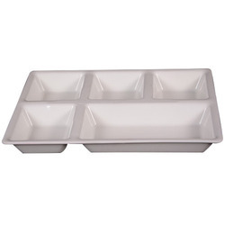 Compartment Plates  sc 1 st  IndiaMART & Compartment Plates - Manufacturers u0026 Suppliers of Partition Plate
