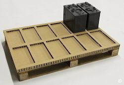 Batteries Honeycomb Packing Tray