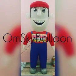 Subway Game Character Walking Inflatable