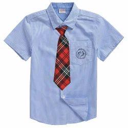 Boy School Uniform Shirt