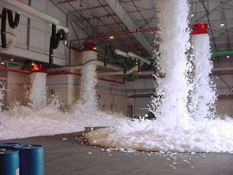 Foam Based Fire Protection System