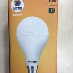 Cool Daylight Polycarbonate Wipro 18 W Granet LED Bulb, Base Type: B22