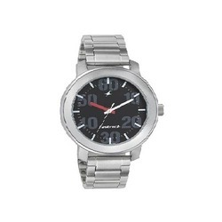 Silver Stylish Wrist Watches