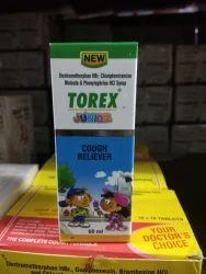 Torex Cough Syrup, 60 ml