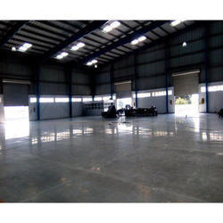 Polished Concrete Flooring Services