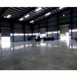 Mirror Polishing Mat Finish & Aggregate Finish Polished Concrete Flooring Services Sodium Base, In India