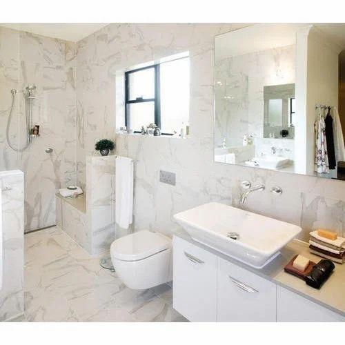 Marble Bathroom Tiles, Bathroom Tiles - Hem Ceramics, Morbi | ID ...