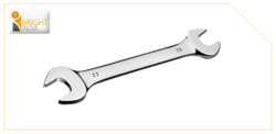 Double Open End Spanner Elliptical Pattern