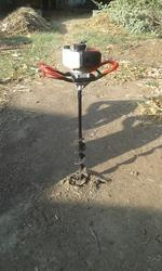 Petrol Soil Auger Machine