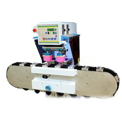 Online Pad Printing Machine