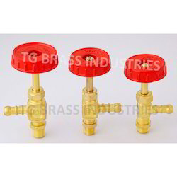 Brass Canteen Valve (Nozzle Type)