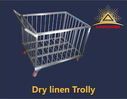 Dry Linen Trolley Manufacturer