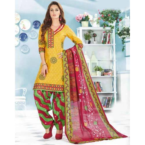 653d7d76ff Salwar Suit - Cotton Salwar Suit Wholesale Trader from Surat