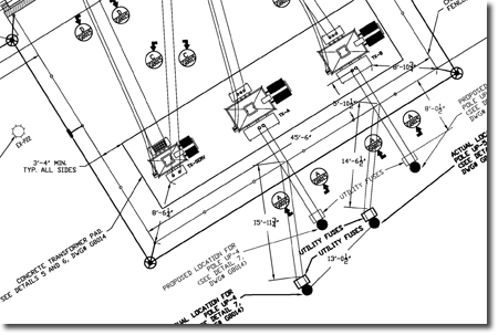 Electrical Machine Drawing Service