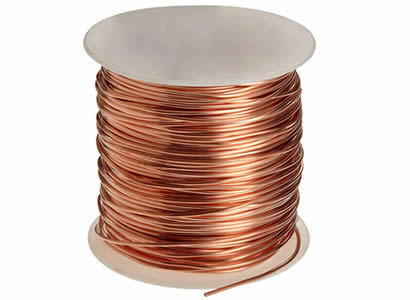 copper wire spool at rs 5 piece s 22 godam industrial area