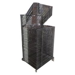 Screen Printing Paper Drying Racks