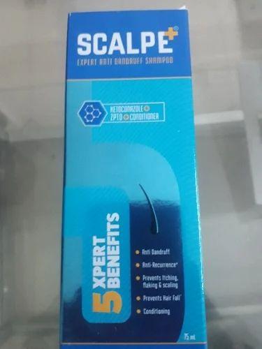 Distributor / Channel Partner of SCALPE Anti Dandruff Shampo