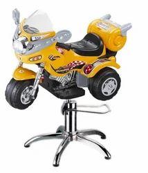 Child Salon Bike Shape Chair