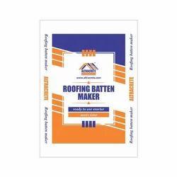 Altracrete Roofing Batten Maker, Packaging Type: 20 Kg