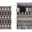 Printed Assorted Wool Kilims