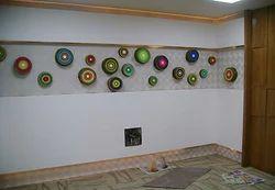 Decorative Wall Sculpture