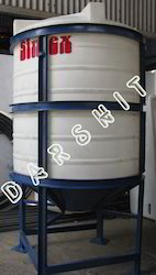 Sintex Chemical Storage Tank - Conical Bottom