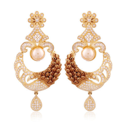 Artificial Diamond Earrings