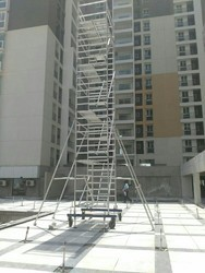 Stainless Steel Scaffold Towers