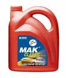 Mak Engine Oil And Automotive Oils Wholesale Distributor Speed Lubricant Shop Pune