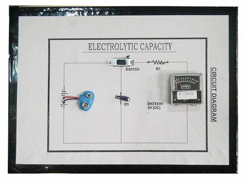 electrolytic capacitor wiring diagram
