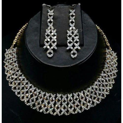 Designer Jewellery Set At Rs 3700 Piece Fashion Necklace Sets