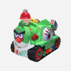 Angry Bird Kiddie Ride
