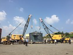 Wind mill Erection cranes