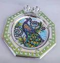 Rakhi Platter Peacock Style