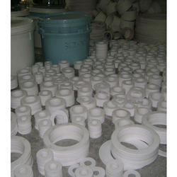 PTFE Parts - PTFE Gaskets Manufacturer from Ahmedabad