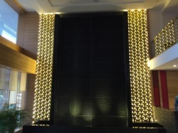 Decorative Jali 3d Pvc Backlit Panel Manufacturer From