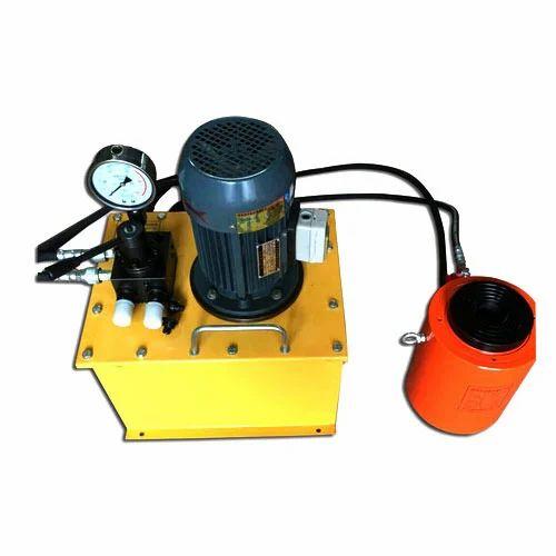 Post Tensioning Hydraulic Pump