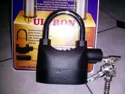 Alarming Safety Lock