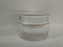 Acrylic Cosmetics Cream Jars