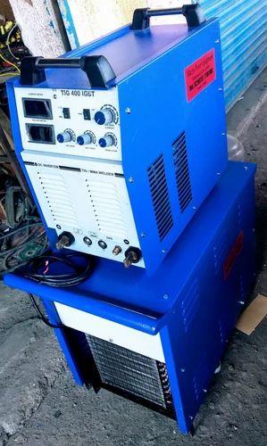 Tig Welding Machine With Water Cool System 400 Tig Welding Spm Tig Welding Special Purpose Machine Tig À¤µ À¤² À¤¡ À¤— À¤®à¤¶ À¤¨ Macro Power Equipment Ambarnath Id 19277514933