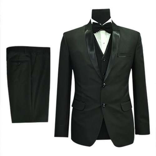 3 Piece Wedding Suit