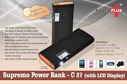 Power Bank With LED Display