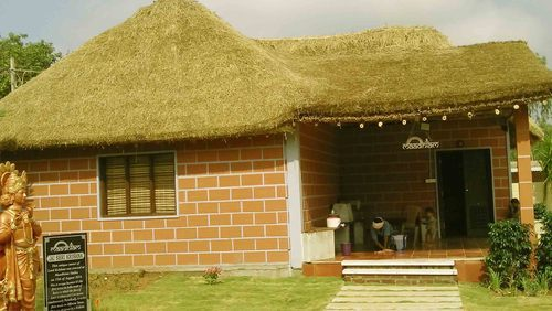 Thatch Roofing Materials