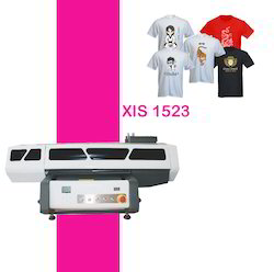XIS 1523 UV平板T.Shirt打印机