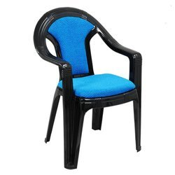 Adore Cushioned Plastic Chair