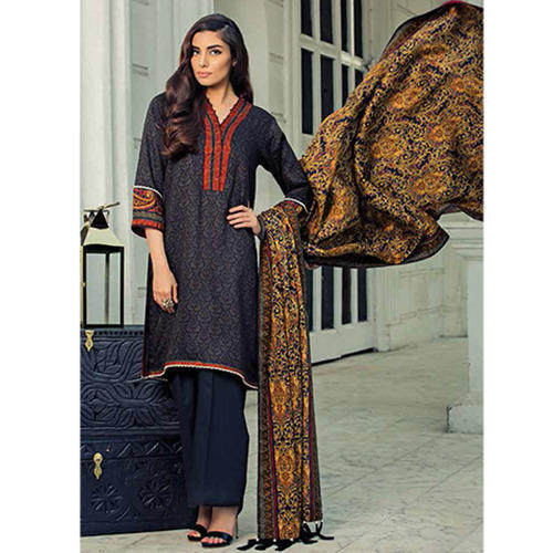 Silk Dupatta Suit at Rs 2600 /piece | Anarkali, Anarkali Dress ...